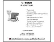 C-Tech IT Solutions
