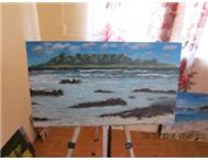 Cape Town Painting Painting in Art Northern Cape Upington - South Africa