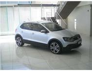 2012 Volkswagen POLO 1.6 TDI CROSS