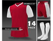 Dreamballs CHARITY Team Soccer Kit