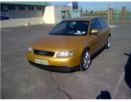 Audi A3 Non Turbo Cape Town