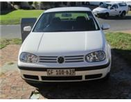 Volkswagen VW Golf 4 in excellent condition