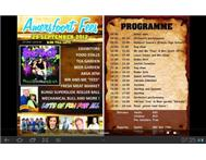 Santie AMERSFOORT FESTVAL in Activities & Hobbies Mpumalanga Amersfoort - South Africa