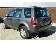 2009 LAND ROVER FREELANDER SD4 SE