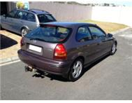Honda Civic 160i Vtec Coupe ! ! ! Rare Find! ! !