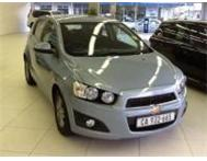 Chevrolet Sonic 1.6 LS 5-Door used for sale - 2012 Cape Town