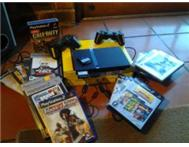 Playstation 2 with extras