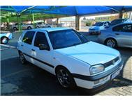 Volkswagen (VW) - Golf 3 GSX 1.8