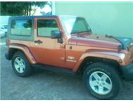 Jeep Sahara Wrangler 2 8CRD Auto-Lowkms-Mint Condition