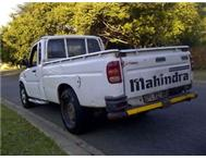 2008 MAHINDRA SCORPIO BAKKIE 2.5 WITH 150000KM ON CLOCK!