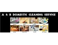 A & B DOMESTIC CLEANING SERVICE