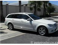 2010 MERCEDES-BENZ C200 CGI ESTATE