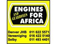 ENGINES & GEARBOXES. WE STOCK A LAR... National