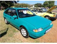 Ford Laser 1600 5 speed