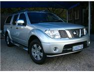 2008 NISSAN NAVARA 2.5 dCi Manual 4x2 Double Cab
