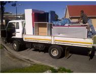 CHEAPEST MOVERS -ON TIME/ ANYTIME/ ANYWHERE From R800 per Load