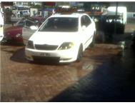 TOYOTA COROLLA AS IS- 35K neg