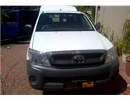 FOR SALE TOYOTA HILUX 2009 2.0 VVTI...