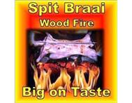 SPIT BRAAI SPITBRAAI CATERING WOOD FIRE FROM R65 Per person