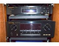 Marantz and B&W Hi FI Equipment