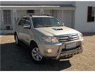 2009 TOYOTA FORTUNER 3.0 D4D 4X2 MANUAL