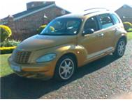 2002 CHRYSLER PT CRUISER RETRO URGENT SALE