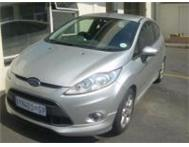 Ford Fiesta 1.6i Titanium 3-Door used for sale - 2009 Johannesburg