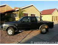 2007 FORD RANGER Supercab 4X4