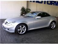 2005 Mercedes Benz SLK 350 Cape Town