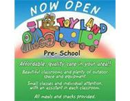 Caring Pre-school in Morningside