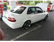 TOYOTA COROLLA RXI 6SPEED 2001