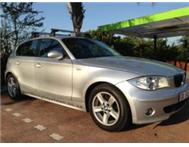 BMW 120i (2006 MODEL WITH ONLY 159 000) FULL SERVICE HISTORY