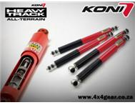 Koni Adjustable Heavy Track Shocks - Jeep