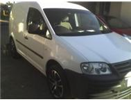 VW Caddy Panel Van in excellent condition