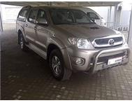 2010 TOYOTA HILUX 3.0 D-4D 4X4 DOUBLE CAB FOR R309 900