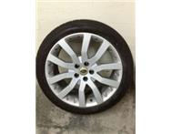 Range Rover / Discovery 3/4: Original Mag Rims and New Tyres