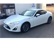 2012 Toyota 86 2.0 GT 6-Speed Manual !!! (Low Milage)