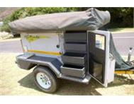 Cape Town 4x4 Trailer Hire - Affordable Echo Trailers for RENT Strand