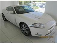 2008 JAGUAR XKR Coupe 4.2 Supercharged
