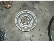 Volvo 122 / 544 / P1800 steel wheel rim