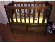 Antique Baby Cot For Sale