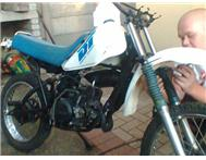 Yamaha DT 50cc in good running condition