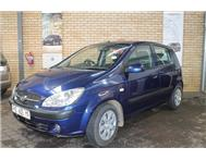 Hyundai - Getz 1.4 High Spec