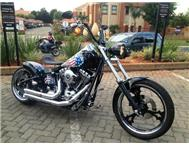 2004 HARLEY-DAVIDSON THUNDER MOUNTAIN CHOPPER