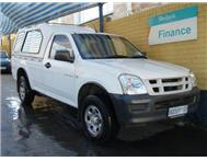 2007 ISUZU KB SERIES 200 Fleetside