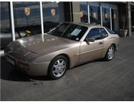 Porsche 944 Corvette V8 Conversion