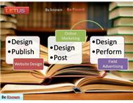 website design online branding green promotional projects translational and interpretal