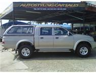 AUTOSTYLING CAR SALES-EL-07COLT DBL CAB 2400i-BELOW RETAIL-SOLD!
