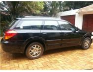 Subaru Outback 2.5 Sportshift in great condition