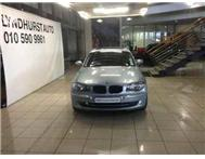 2009 BMW 1 SERIES 120i 5-door